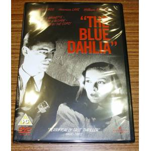 THE BLUE DAHLIA * ALAN LADD * VERONICA LAKE