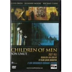 CHILDREN OF MEN SON UMUT DVD