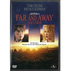 FAR AND AWAY TOM CRUISE NICOLE KIDMAN DVD