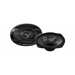 Pioneer ts-a6923is 6x9 oval 500 watt 3 yollu oto