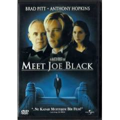MEET JOE BLACK  BRAD PITT DVD