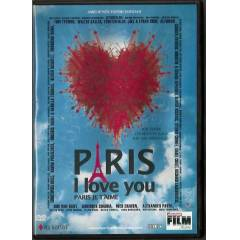 PARIS I LOVE YOU  DVD