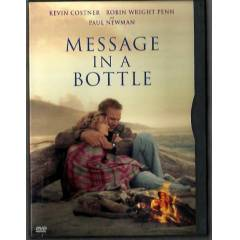 MESSAGE IN A BOTTLE KEVIN COSTNER  DVD