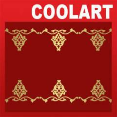 COOLART Duvar Sticker Bord�r (st577)