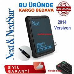 Next Minix HD Cool Full HD 1080p Uydu Al�c�s�