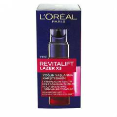 Loreal Expert�se Rev�tal�ft Lazer X3 Serum 30 ML