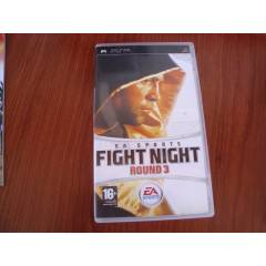 """ EA Sports-Fight Night Round-3 "" PSP  OYUN"