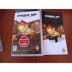 """ Fired Up "" PSP  OYUN"
