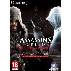 ASSASSINS CREED REVELATIONS OTTOMAN EDT. PC OYUN
