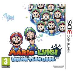 Mario & Luigi Dream Team Bros 3DS OYUN SIFIR PAL