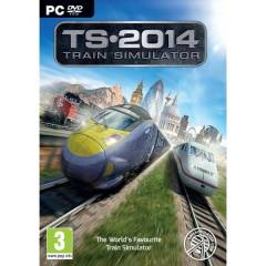 PC TRAiN SiMULATOR 2014 (OR�J�NAL SIFIR KUTULU)