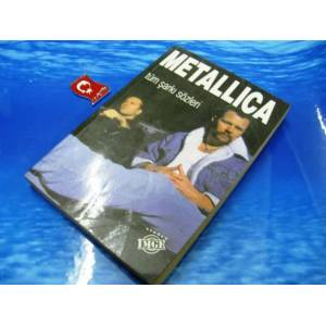 METALLICA T�M SARKI S�ZLERI TURKISH BOOK