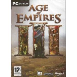 AGE OF EMPiRES 3 PC OR�J�NAL KUTULU SIFIR STOKTA