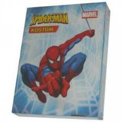 Spiderman Tulum Kost�m 4-6 Ya�