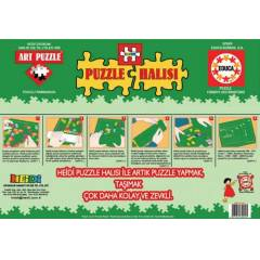 EDUCA PUZZLE HALISI AYNI G�N KARGO �ND�R�ML�