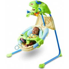 Fisher Price Do�a Esintisi Be�ik Otmatk Sal�ncak