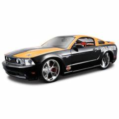 Maisto Ford Mustang GT 1:24 Model Araba Siyah