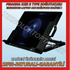PIRANHA ERGOSTAND LAPTOP KATLANAB�L�R SO�UTUCU