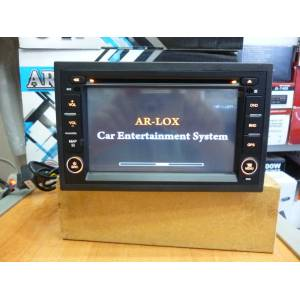 AR-LOX AR-2300HD 2014 SER� DVD TV SD USB NAV BT