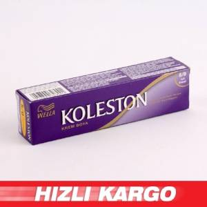 -Koleston Sa� Boyas� A��k Kumral 50ml