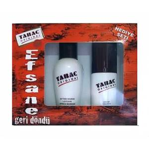tabac parf�m set original 100ml edt+after shave