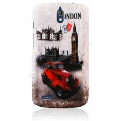 Huawei Ascend G610 K�l�f Sert Mat Rubber London
