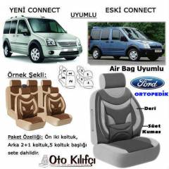 Ford Connect Koltuk K�l�f� Seti Ortopedik 1S�n�f