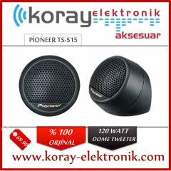 P�ONEER TS-S15 120W DOME TWEETER