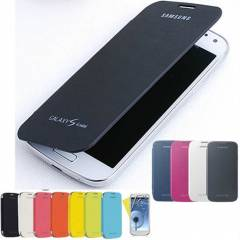 Samsung �9190 Galaxy S4 Mini Flip Cover K�l�f