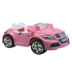 DENVER CARS SPORTY 12V KUMANDALI PEMBE