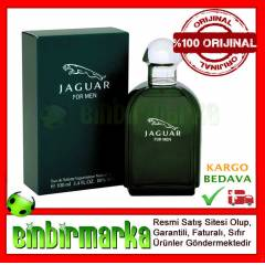 Jaguar For Men Edt 100 ml Erkek Parf�m� KARGOSUZ