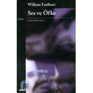 YKY  Ses ve �fke  /  William Faulkner