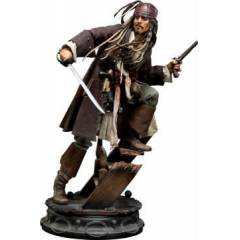 Sideshow Captain Jack Sparrow