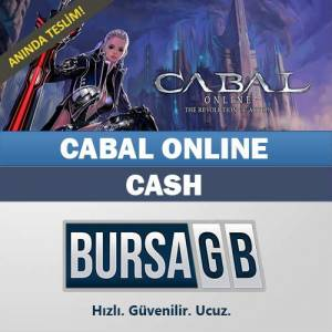 Cabal Online EUROPE 50.000 Cash 50EU 50000 eCoin