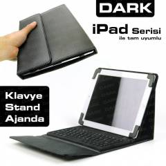 Dark iPad 2 3 4 Bluetooth Klavye Stand(HED�YEL�)