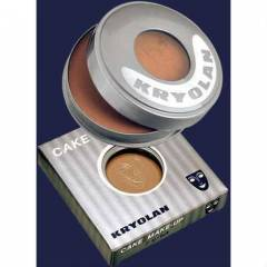 KRYOLAN CAKE MAKE-UP FONDOTEN 40GR 3 AYRI TON