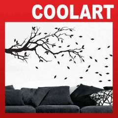 COOLART Duvar Sticker A�a� Dal� (St468)