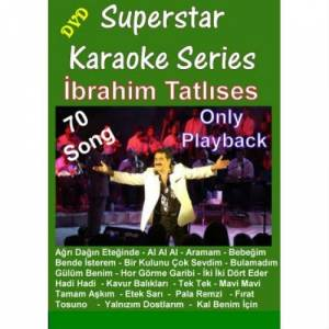 BEST OF TURKISH KARAOKE-IBRAHIM TATLISES