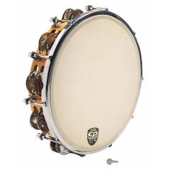 LP CP391 CP Tunable Wood Tambourine Tamburin