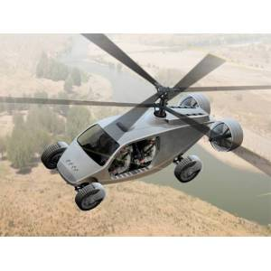 FLYING-SUV POL�CE GYROSCOPE ARABA RC HEL�KOPTER