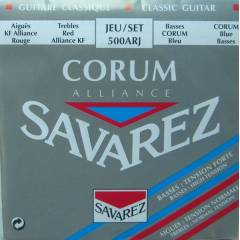 Savarez 500 ARJ Normal / High Tension Tak�m Tel