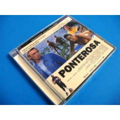 CD PONTEROSA SOUNDTRACK GERMANY ***