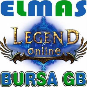 Legend Online 1500+150 Elmas 1650 Diamonds