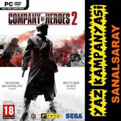 Company Of Heroes 2 PC STEAM KEY EU