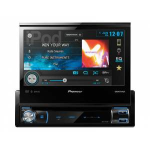 Pioneer avh-x7500bt Bluetooth Multimedya �ndash