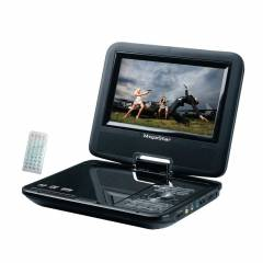 "GOLDMASTER PD-740 TA�INAB�L�R DVD PLAYER 7"" �NC"
