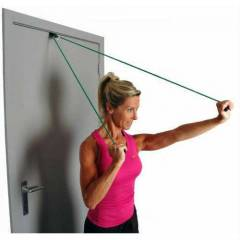 OMUZ MAKARASI - MSD Shoulder Rope Pulley