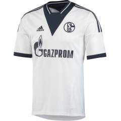 2014 Schalke 04 FORMA ve �ORT Away
