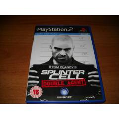 "PlayStation2 Oyun ""SPLINTER CELL : DOUBLE AGENT"""