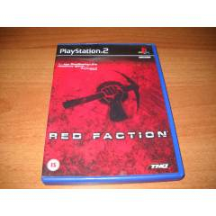 "PlayStation2 Oyun ""RED FACTION"""